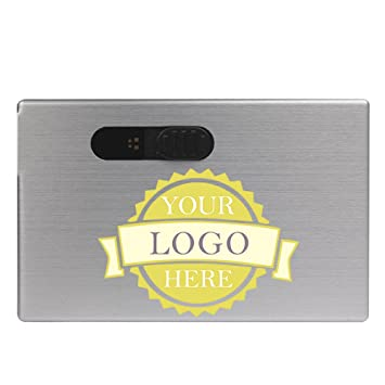 Amazon 50 bulk custom logo credit card usb flash drive metal 50 bulk custom logo credit card usb flash drive metal aluminum memory stick photography business gifts reheart Images