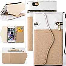 "iphone 6 Plus case,iphone 6 Plus leather case,iphone 6 5.5""case cover,case for iphone 6,Creativecase Elegant Design Wallet PU leather case With Stand case cover for iPhone 6 5.5 inch #E4"