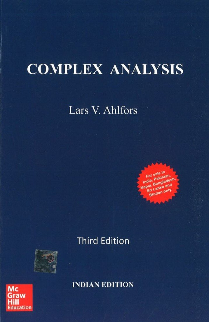 jph complex analysis book download