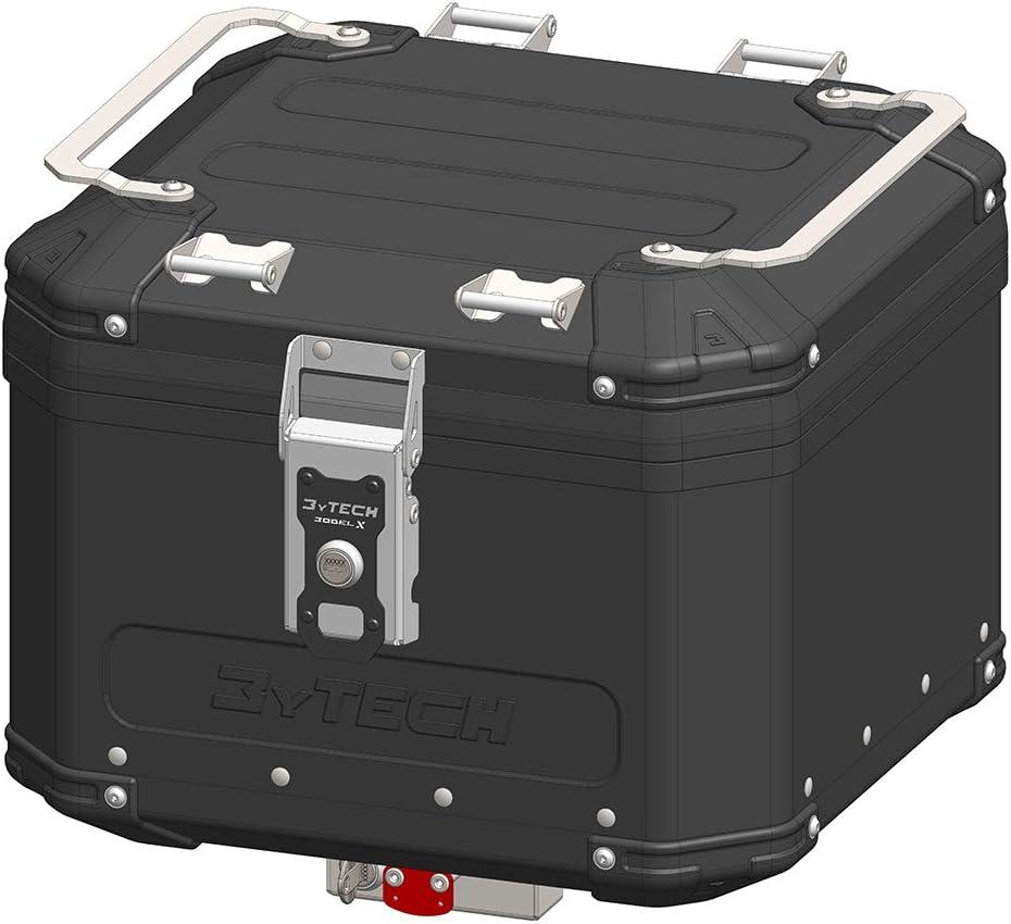 MyTech Paar Griffe aus Edelstahl f/ür Koffer Model-X Koffer 44 und 58 Liter Modell-X und Original f/ür V85TT 2 St/ück
