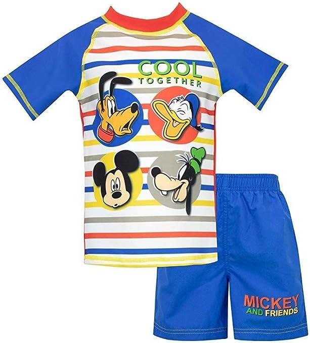 BANAMANA - Disfraz de Mickey Mouse para Nadar: Amazon.es: Hogar
