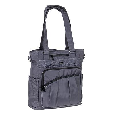 Lug Women's Ace Travel Tote, Brushed Grey, One Size
