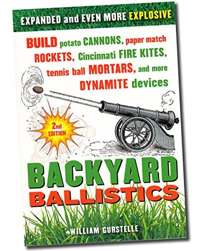 Backyard Ballistics, Teaching Toys, 2017 Christmas Toys - Evil Pipe Kit