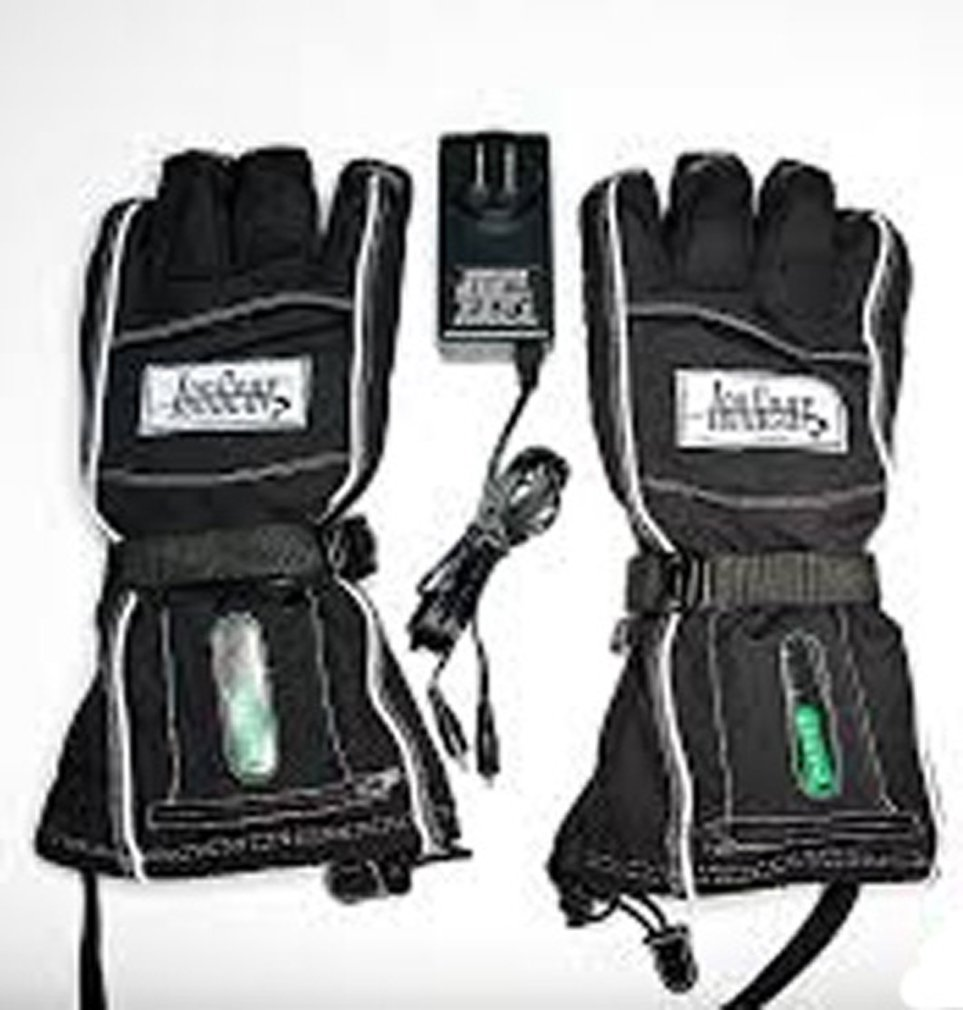 Stay Warm - Battery Powered Electric Heated Gloves - STAY WARM! - LRG/XL