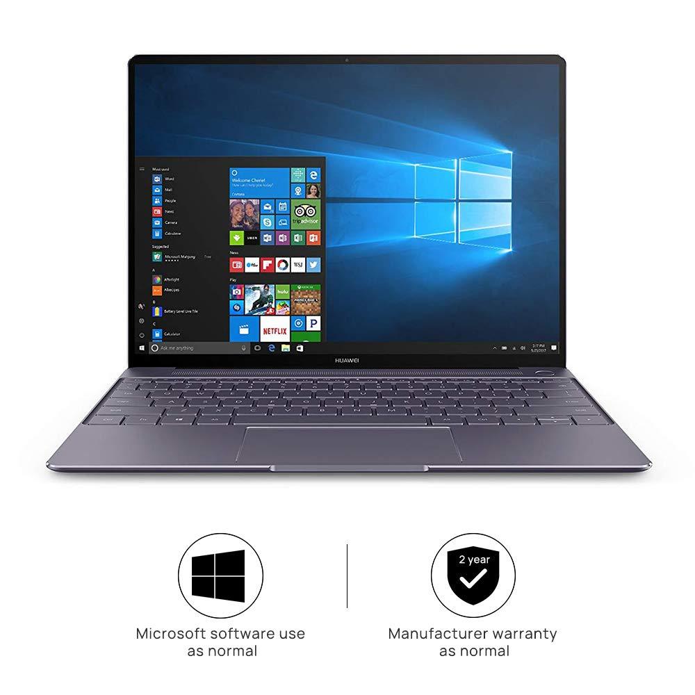 Huawei Matebook X 13 Laptop Grey I Buy Online In Oman At Desertcart