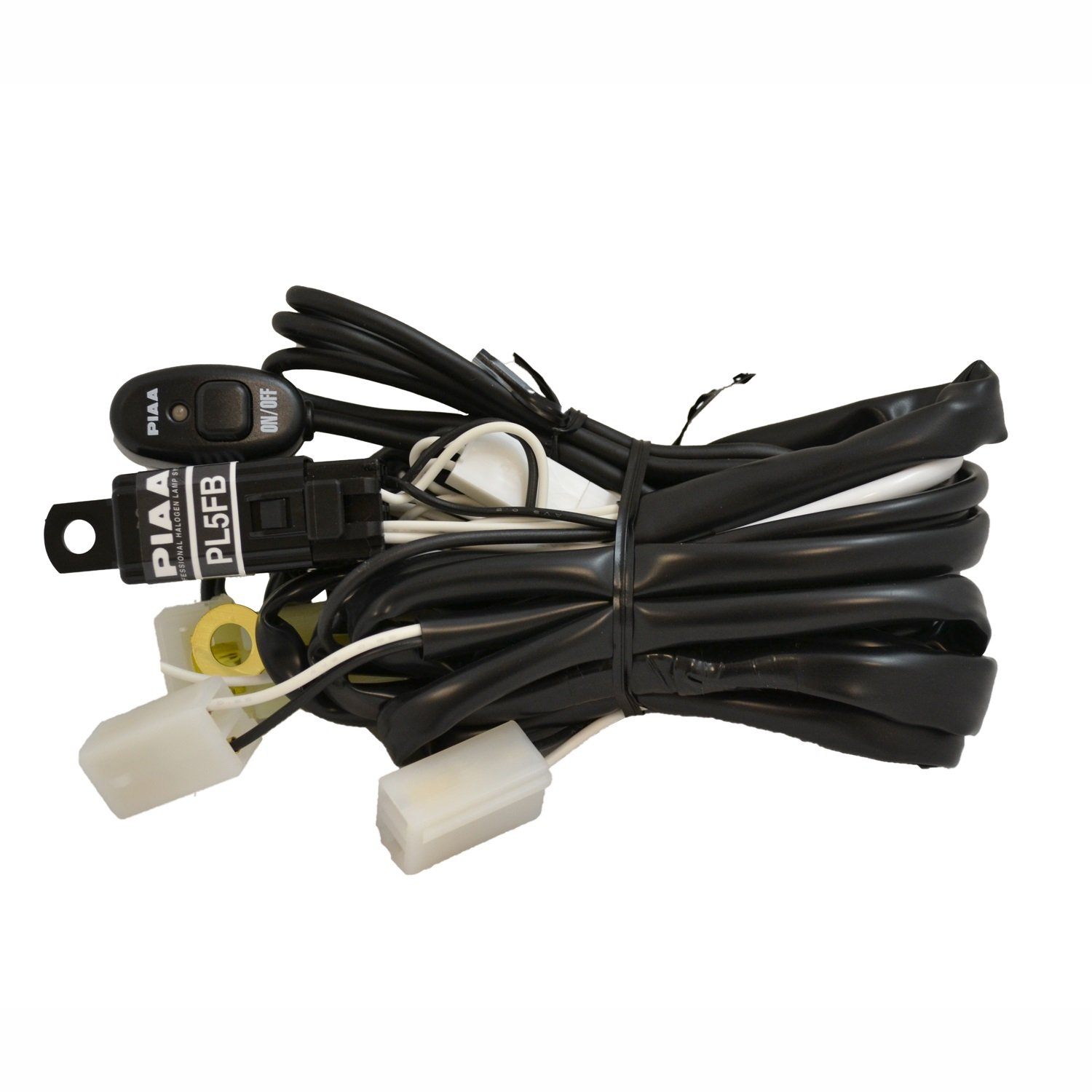 616IEfhfH L._SL1500_ amazon com piaa 34085 lamp wiring harness automotive piaa fog light wiring harness at alyssarenee.co