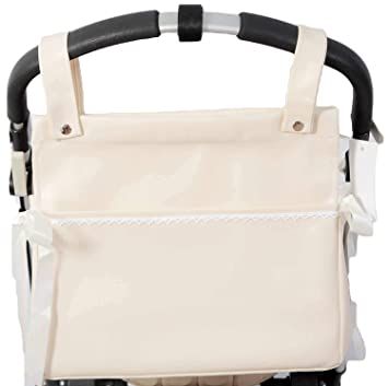 Talega Plastificada Carrito bebe Color (Beige) - Danielstore: Amazon.es: Bebé