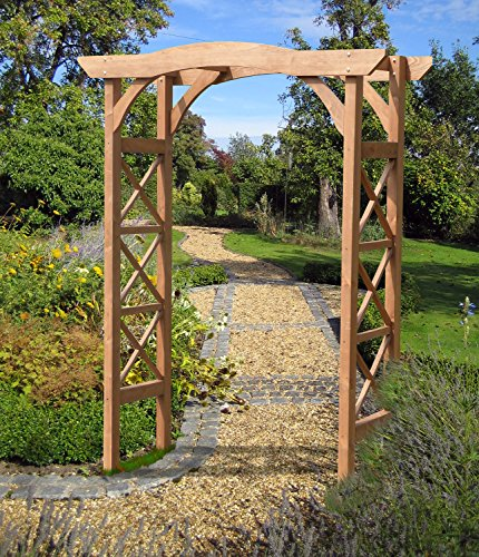 northbeam ARB0182211910 Venice Arbor, Natural