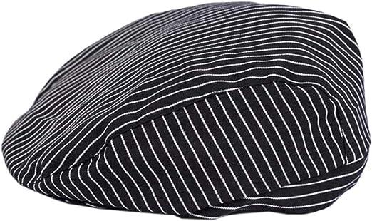 2 Pcs sombrero de cocinero con estilo Gorras de la boina Cocina ...