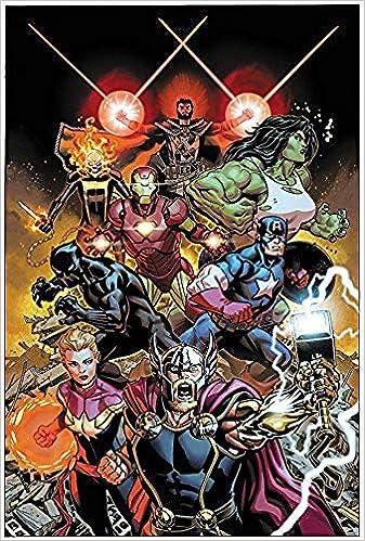 Amazon com: Avengers by Jason Aaron Vol  1: The Final Host