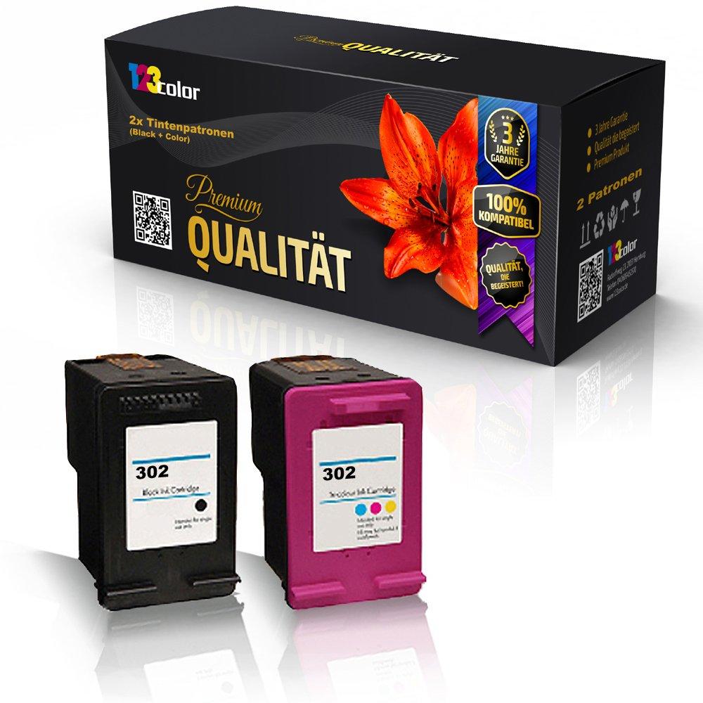 2 x alternativa Cartuchos de Tinta para HP Deskjet 1110 Deskjet ...