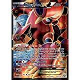 Pokemon - Volcanion-EX (107/114) - XY Steam Siege - Holo