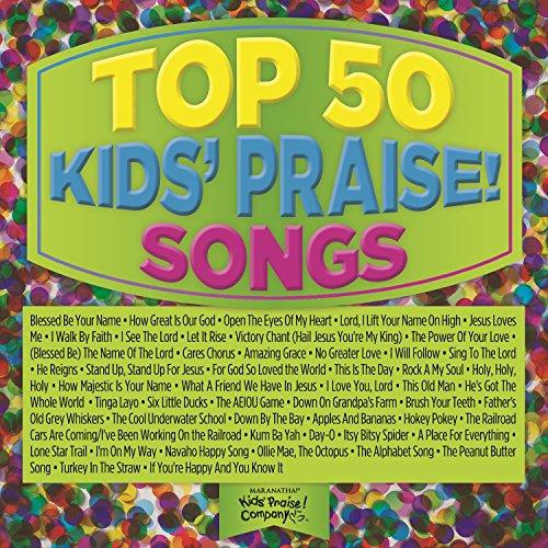 Top 50 Kids' Praise! Songs