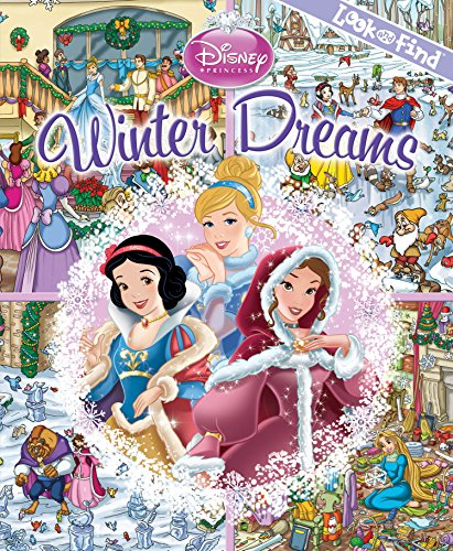Look and Find: Disney Princess: Winter Dreams (Disney Princess, Look and Find)