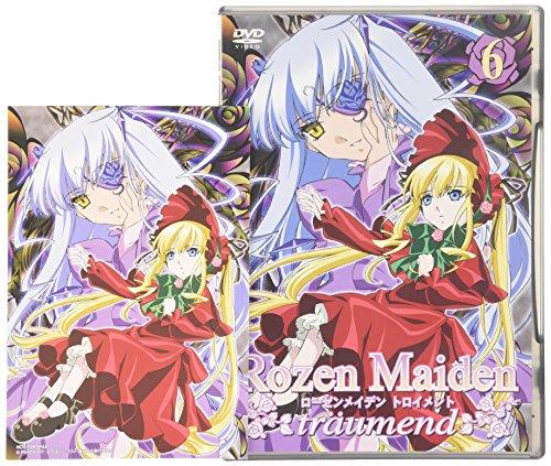 Volume 6 Rozen Maiden Traumend [DVD]
