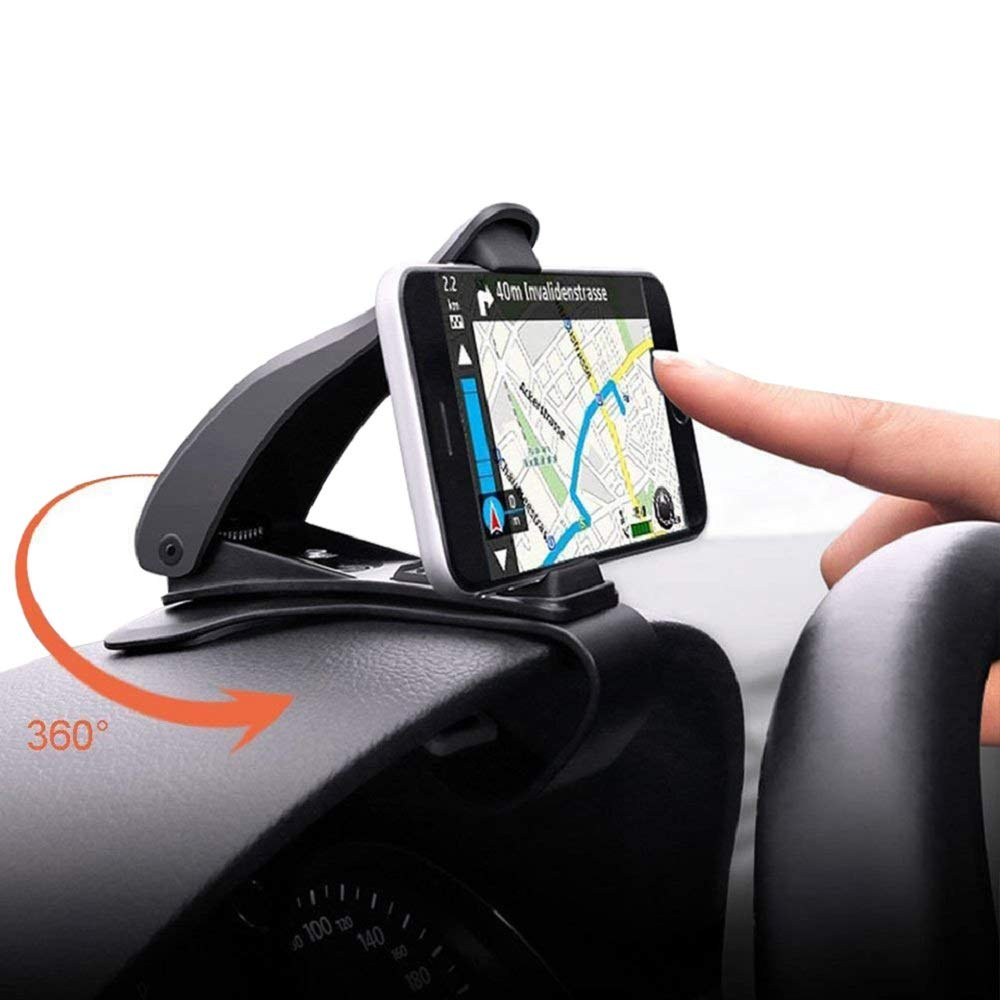 Amazon.com: Upgraded Car Dashboard Cell Phone Mount, Car HUD ...