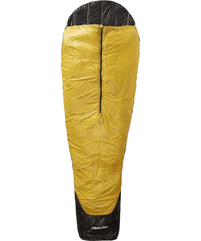 Nordisk Oscar +10° Saco de Dormir, Amarillo (Mustard Yellow), XL: Amazon.es: Deportes y aire libre