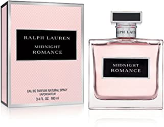 Ralph Lauren Midnight Romance Eau de Parfum Spray for Women, 3.4 Ounce