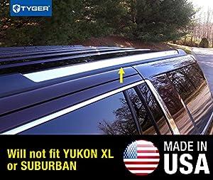 Delightful 2015 2018 Chevy Tahoe GMC Yukon Roof Rack Body Molding Trim 2PC
