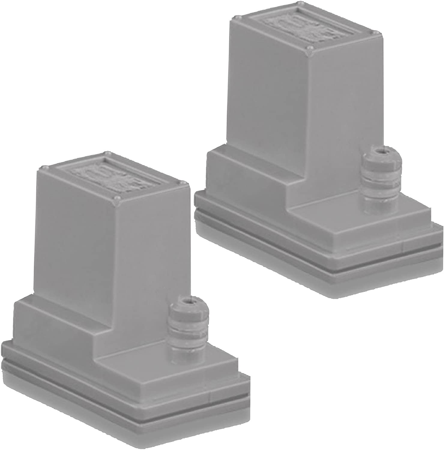 Pack of 4 Cartridges SPARES2GO Anti-Scale Cartridge for Russell Hobbs Steam Iron Generator