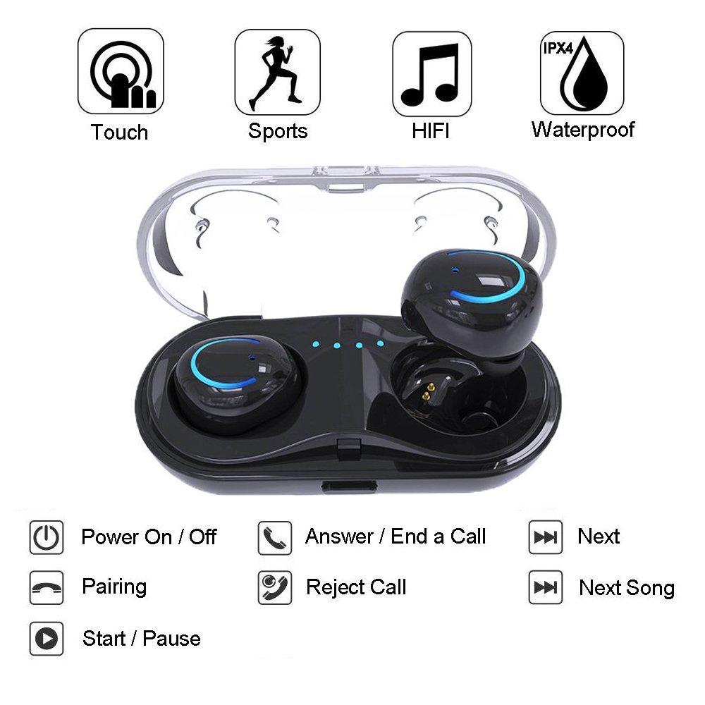 4.0 Dual Stereo handsfree Speaker for Motorcycle ski Communication System and Music Speaker for Phone yinhejiandui 10144