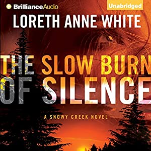 The Slow Burn of Silence Hörbuch