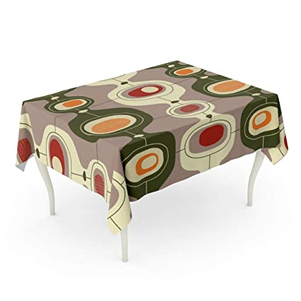 Tremendous Amazon Com Tarolo Rectangle Tablecloth 52 X 70 Inch Mid Download Free Architecture Designs Scobabritishbridgeorg