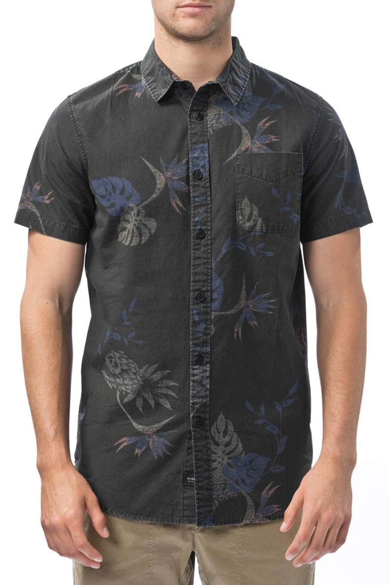 Globe Nectar SS Shirt Hemd, Herren