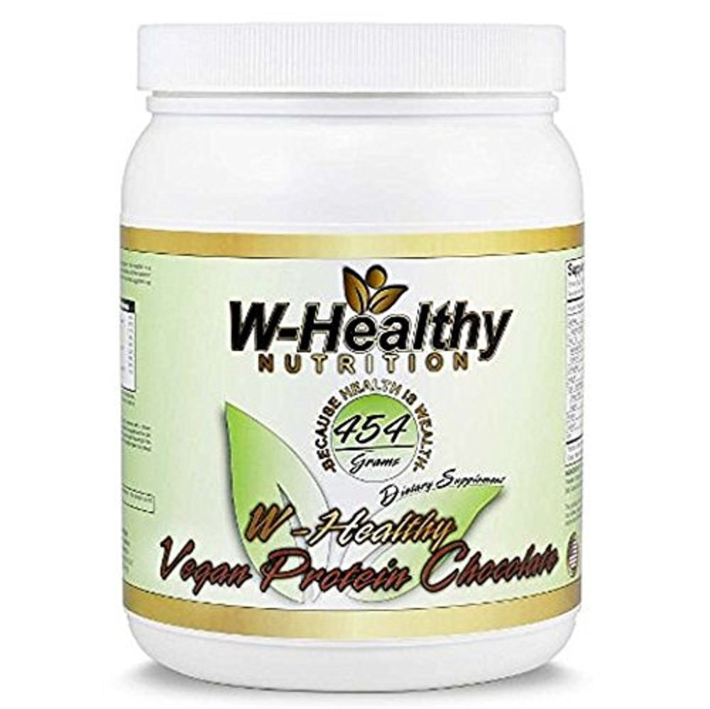 Chocolate Vegan Better Than Whey Protein Powder (XX oz.) Pea Plant-Based Formula   Natural, Organic Amino Acids Supplement   Boost Lean Muscle Mass, Fortify a Healthy Diet