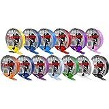 Premier Football Sock Tape 33m Socks Retainer Shin Guards Holder Assorted Colour