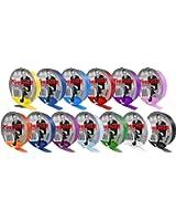 Premier calcio Band 33 m supporto calze da protezione disponibile in diversi colori