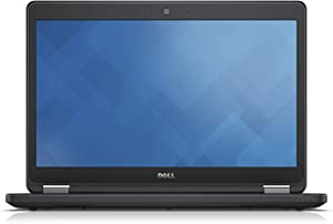 Dell Latitude E5450 14in Laptop, Intel Core i5-5300U 2.3GHz, 4GB RAM, 500GB Hard Drive, Windows 10 Pro (Renewed)