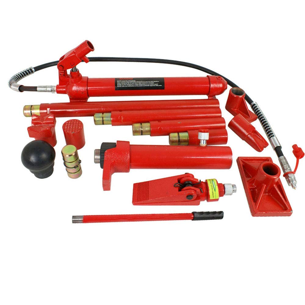 Amazon com: Tril Gear 10 Ton Porta Power Hydraulic Jack