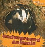 Underground Animals, Marie Racanelli, 1435898605