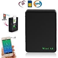 KKmoon Mini A8 voiture enfants âgés Tracker GSM / GPRS / GPS Traceur de sécurité de tout monde entier en temps réel