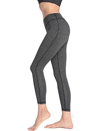 new style 47ee4 b4f24 X HERR Women Gym Leggings High Waist Yoga Sports Pants Compression Workout  Running Tights
