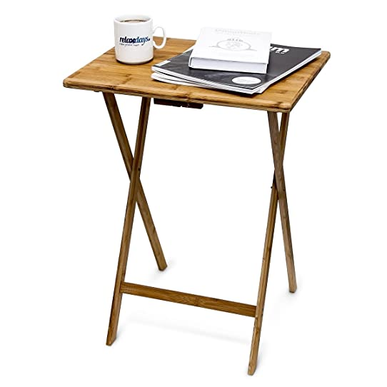 Table console rabattable perfect table de cuisine - Console pliante pour tablette rabattable ...