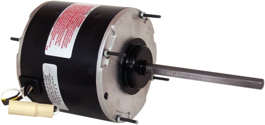 A.O. Smith FSE1076SV1 3/4 HP, 1075 RPM RPM, 1075 volts Volts, 4.2-5.2 Amps, 48 Frame, Sleeve Bearing Condenser Motor