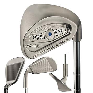 f7e17cd9f2b4 NEW Ping Eye 2 Gorge 60 Lob Wedge Black Dot True Temper DG Spinner Wedge  Flex  Amazon.ca  Sports   Outdoors
