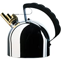 Officina Alessi HOB Kettle with Steel Bottom