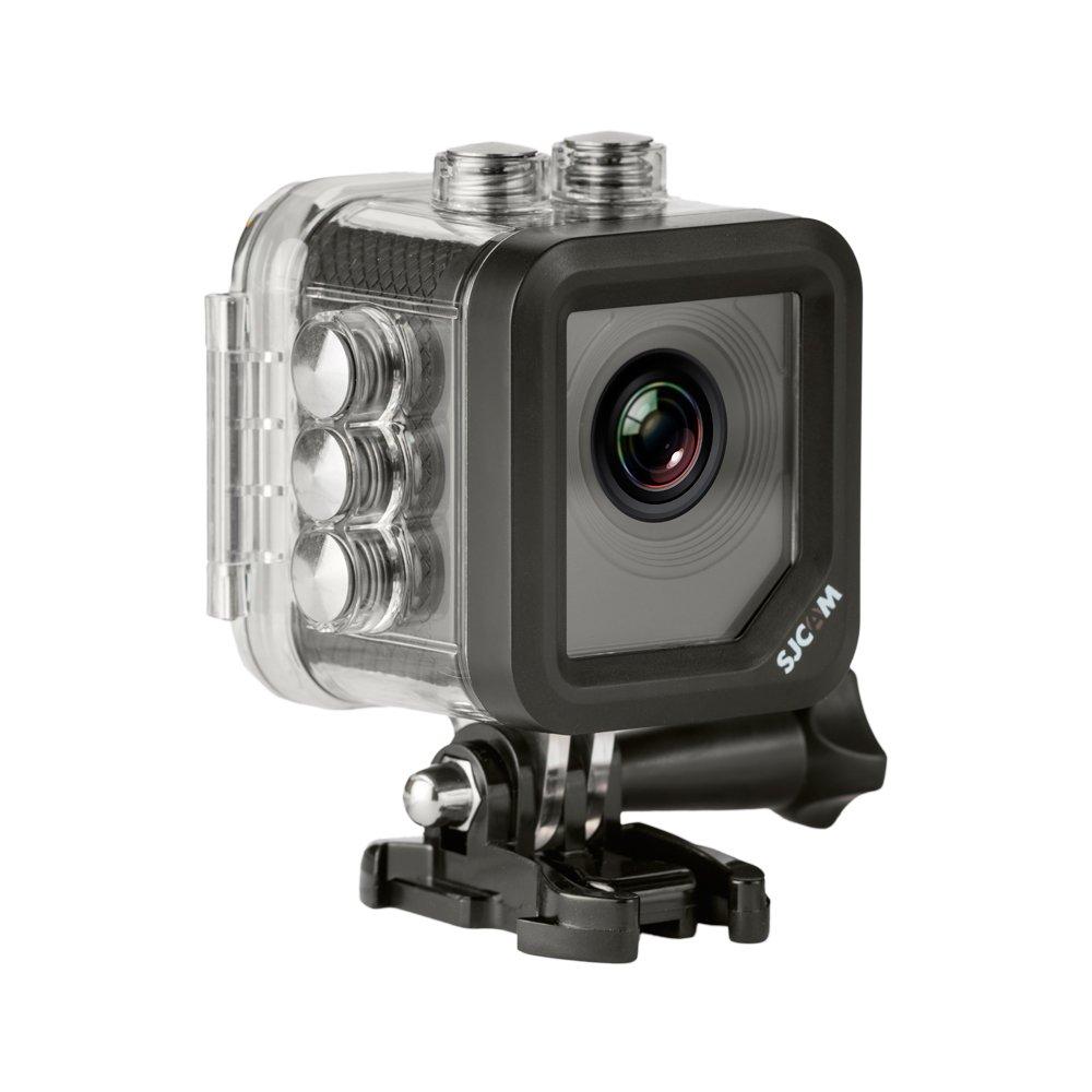 SJCAM M10 Mini Sport-Kamera (LCD 1.5, 1080p, 30 FPS, Wasserdicht bis 30 m)