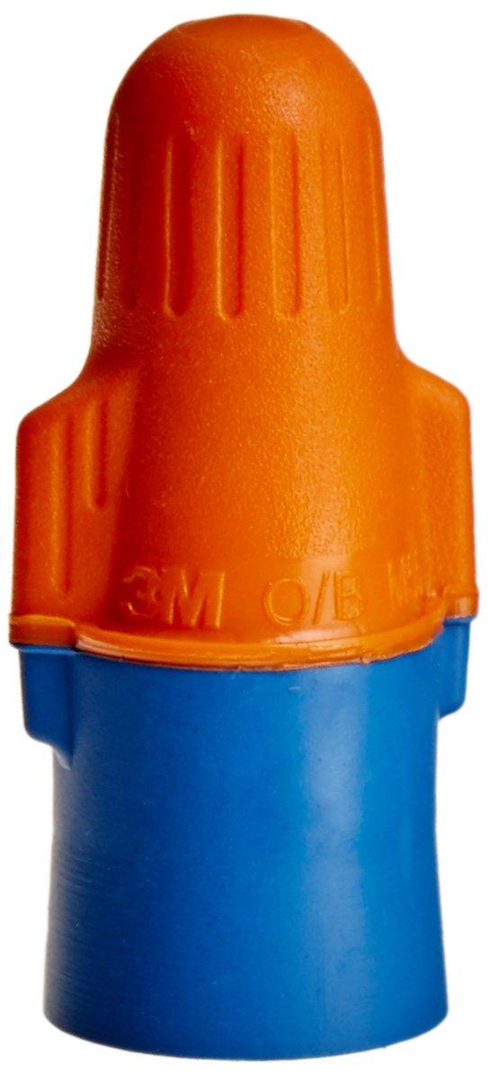 3M(TM) Performance Plus(TM) Wire Connector O/B+JUG, 500/jug