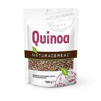 Semillas de Quinoa Tricolor (blanca/roja/negra) 1 kg ...