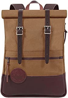 product image for Duluth Pack Deluxe Roll Top Scout (Waxed Khaki)