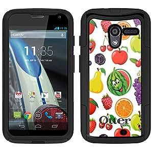 Otterbox Commuter Fruit Paradise Hybrid Case for Moto X