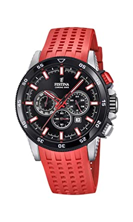 97c6790bbfb Image Unavailable. Image not available for. Color  Men s Watch Festina -  F20353 8 - CHRONO BIKE ...