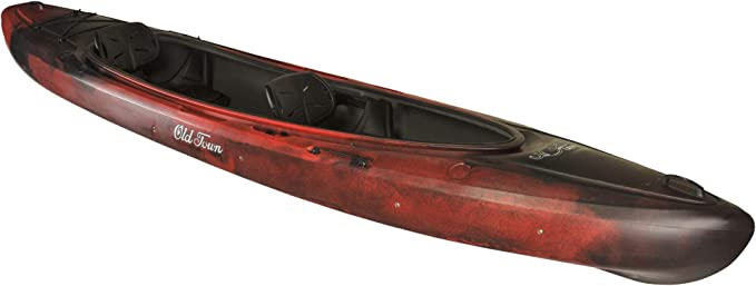 Old Town Twin Heron Angler Tandem Kayak