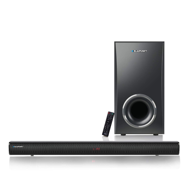 Blaupunkt SBWL02 130W Bluetooth Soundbar with Wireless Subwoofer, Super Bass with HDMI Arc