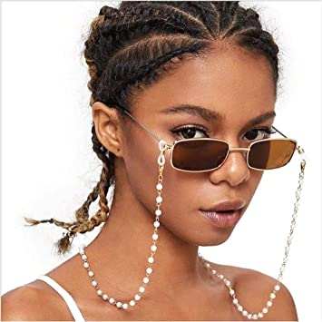 Eyeglass Holder Reading Spectacles Sunglass Neck Strap Lace Sun Glass Chain