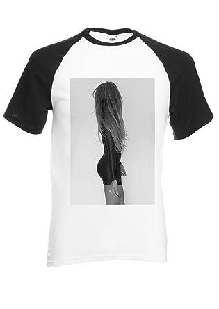 Cool Girl Nice Body Tumblr Blackwhite Men Women Unisex Shirt Sleeve